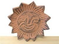 Sole terracotta rosso
